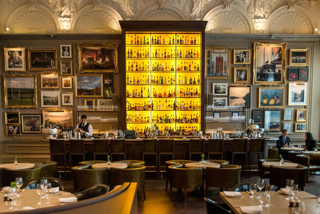London's Best Bar Tops