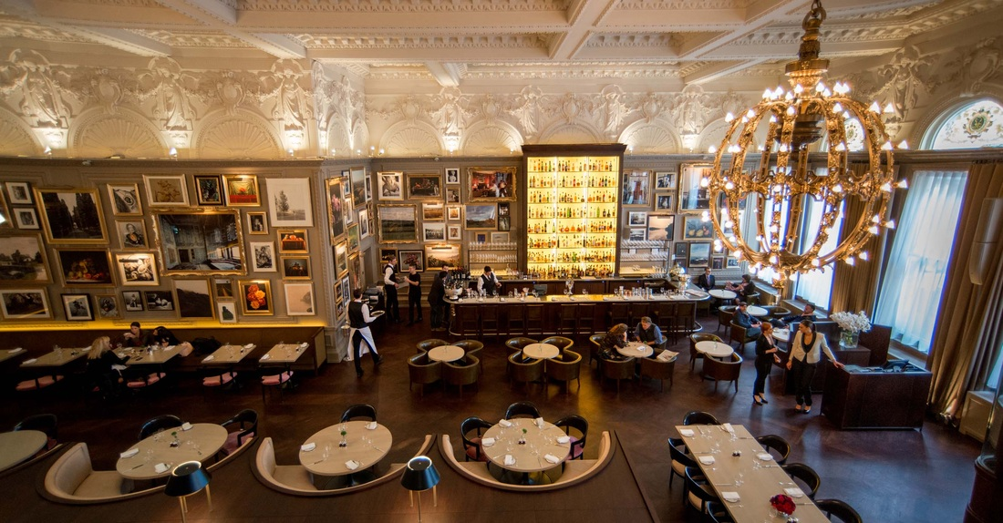Berners Tavern Try Not Saying Wow Thecriticalcouple